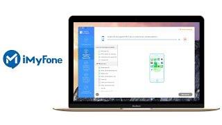 iMyFone D-Back : récupération et sauvegarde de données iOS