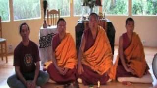 Tibetan Tantric Overtone Chant