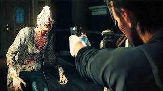 The Evil Within 2 PC Ultra Settings Gameplay