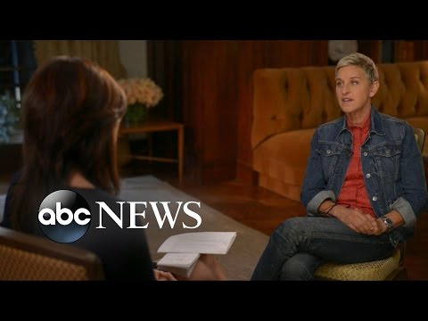 Finding Dory | Ellen on Using Real-Life Sadness