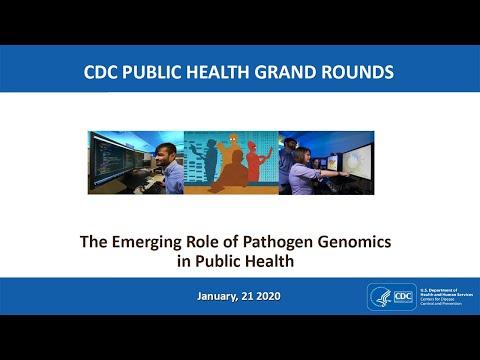 The Emerging Role Of Pathogen Genomics In Public Health