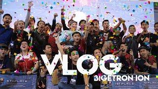 GRAND FINAL TOURNAMENT NGEBUG :( BIGETRON ION VLOG LIPPO MALL CIKARANG