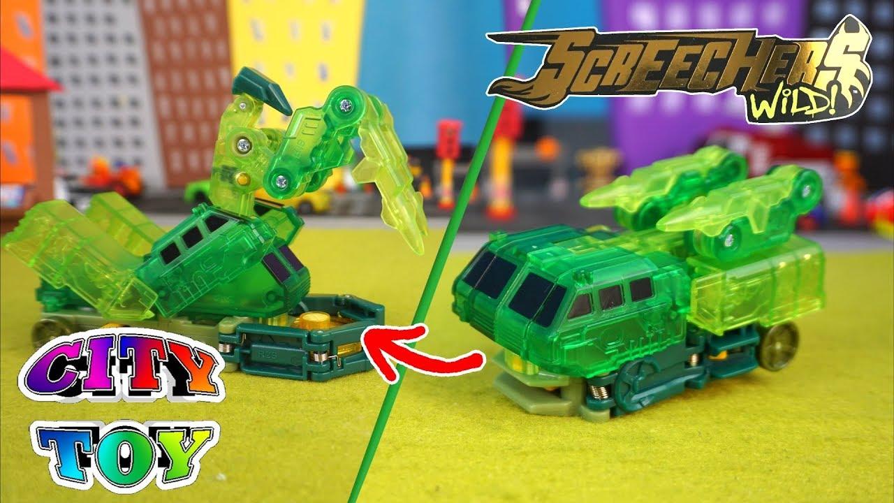 selección mundial de auténtico venta limitada Los SCREECHERS WILD regresan a City Toy - YouTube