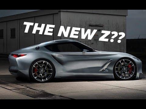 Nissan S New 400z Sports Car Youtube