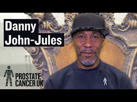 Danny JohnJules: Why black men aren't talking about prostate cancer