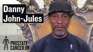 Danny John-Jules talks about black men and prostate cancer | Stronger Knowing More