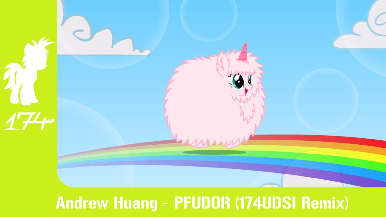 Andrew Huang Pink Fluffy Unicorns Dancing On Rainbows 174udsi Remix Youtube
