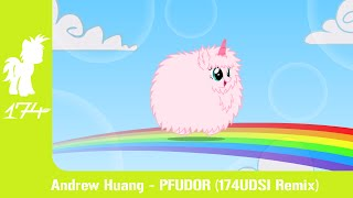 Andrew Huang - Pink Fluffy Unicorns Dancing on Rainbows (174UDSI Remix)