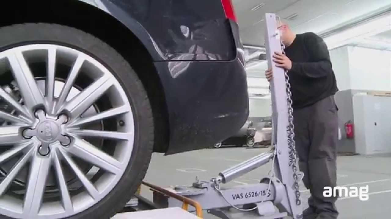 Karosserie + Lack Reparatur - YouTube