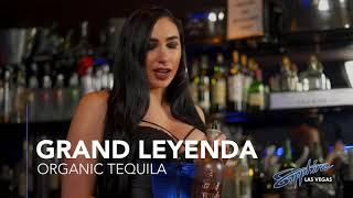 Sapphire Spotlight: Bartender Stephanie Creates Grand Leyenda Tequila Shots!