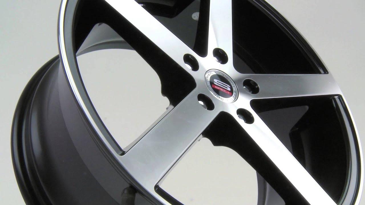 Spec-1 Wheels   SP-10 - YouTube