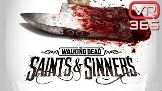 The Walking Dead: Saints & Sinners - A  Must Buy? - Shadow Legend PSVR - To The Top Quest