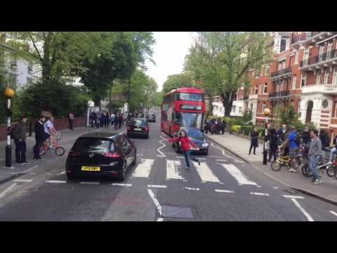 RALEIGH CHOPPERS ON ABBEY ROAD