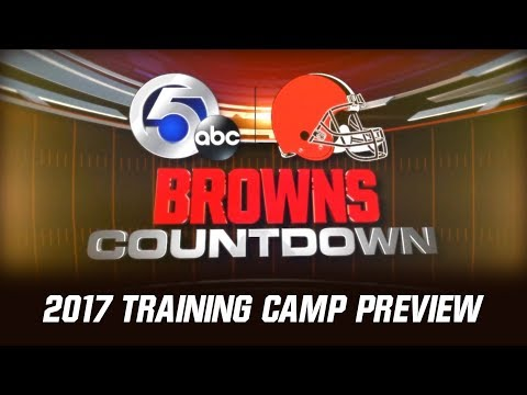 Browns Countdown: Training Camp Preview