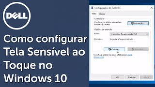 Windows 10 - Como configurar sua Tela Sensível ao Toque (touch screen)