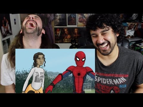 How Spider-Man Homecoming Should Have Ended REACTION!!!