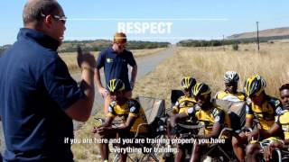 World Cycling Centre: A look behind the Out of Africa project
