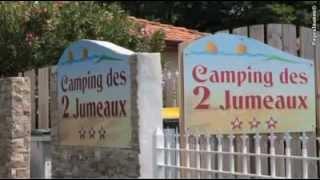 Eté 2012 : visite guidée du camping des 2 jumeaux Hendaye