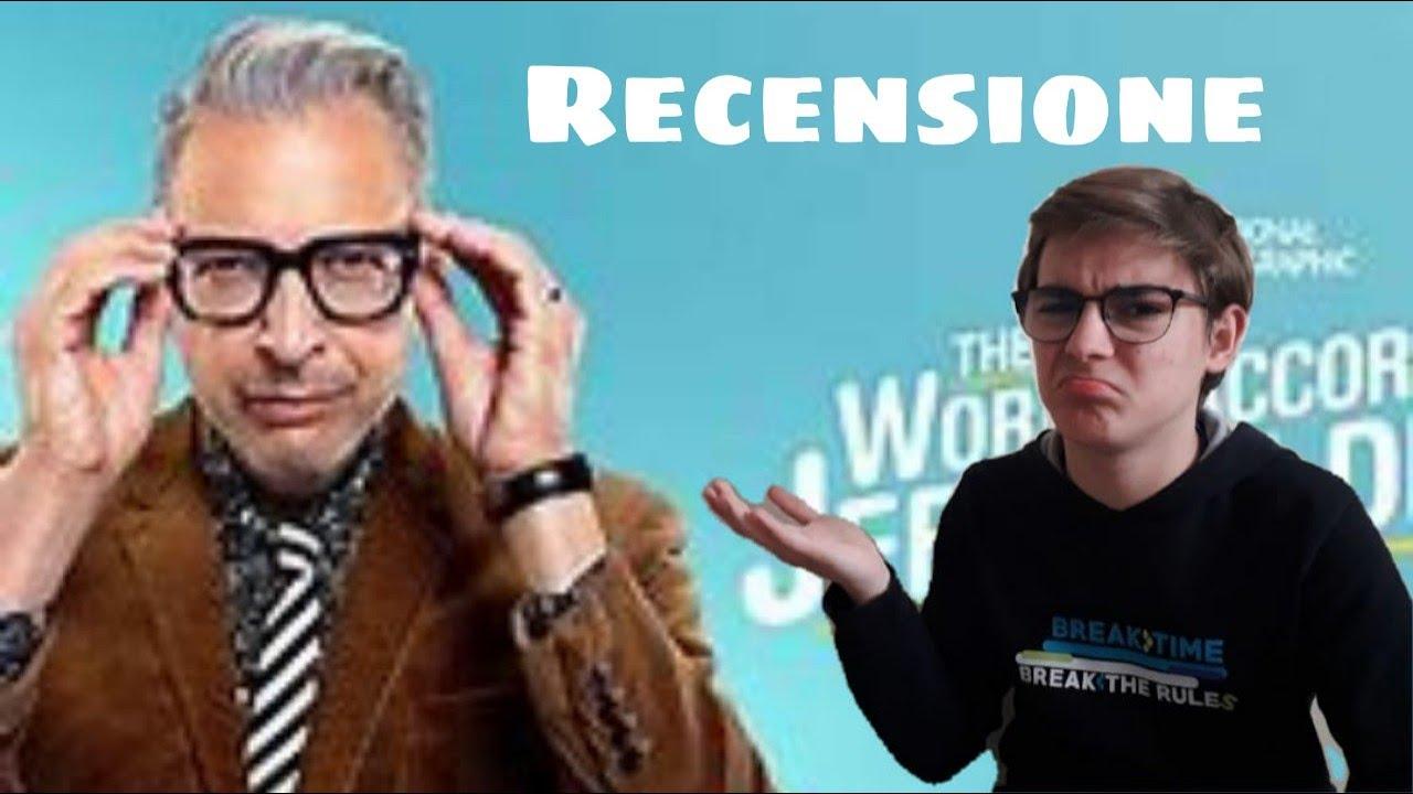 Download Recensione Universale: Il Mondo secondo Jeff Goldblum