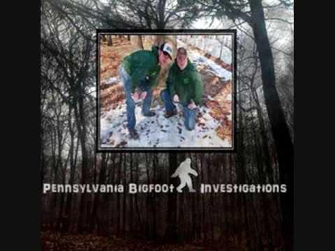 Pennsylvania Bigfoot Investigations October 24, 2016