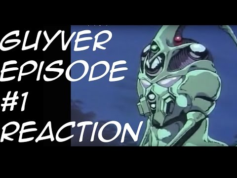 Guyver-One - Obsessed With....