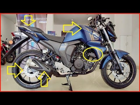 FZ பைக்ல அப்படி என்னென்ன வசதிகள் இருக்கு   Yamaha FZ Bike Features   Yamaha FZ - S   Bike