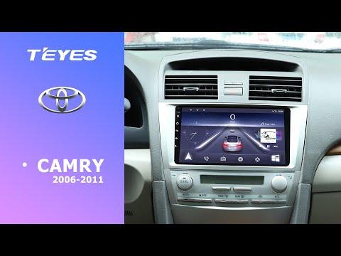 TEYES Штатное Головное устройство Toyota Camry 40 50