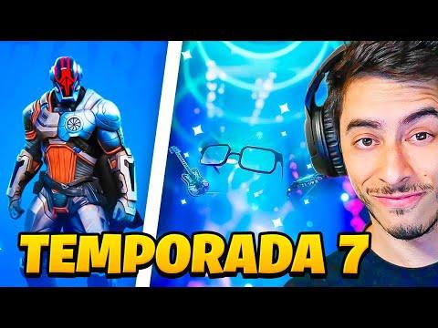 ADEUS TEMPORADA 6, OQ ESPERAR DA TEMPORADA 7! - Fortnite