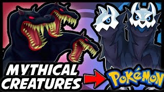 Top 10 Mythical Creatures That SHOULD Be Pokémon