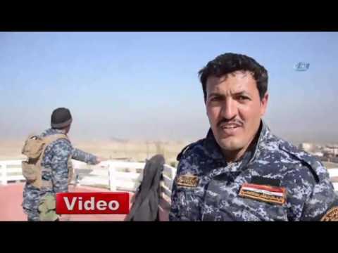 Irak Ordusu'ndan Musul Havalimanına operasyon
