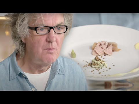 James May makes a Michelin Star dish out of absolute rubbish