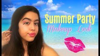Summer Party Makeup Look | Sophia Grace | AD