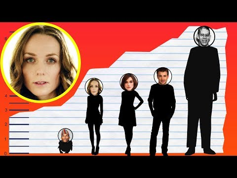 How Tall Is Kerry Condon?  Height Comparison!