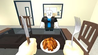 THEY ATE MY BACON HAIR!!! (SAD ROBLOX STORY)