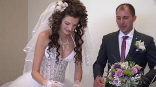 Видеосъёмка в Краснодаре. Свадьба Константина и Анны. Фильм до банкета.