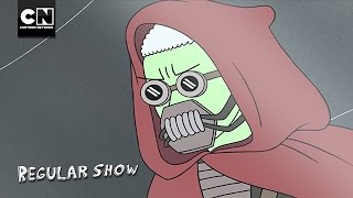 Regular Show | Bounty Hunter | Cartoon Network