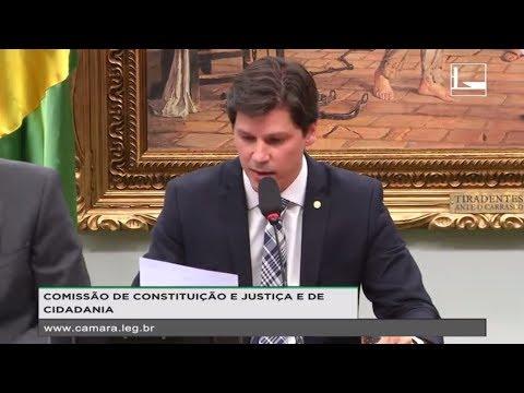 CONSTITUIÇÃO E JUSTIÇA E DE CIDADANIA - Reunião Deliberativa - 22/05/2018 - 15:34