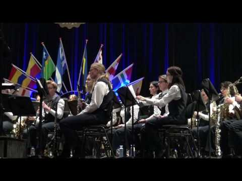Pro Honore et Virtute Harmonieorkest Concours Zutphen 27-11-2016