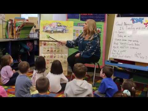 2019-2020 New Monmouth Elementary School Teacher of the Year: Barbara Volpi