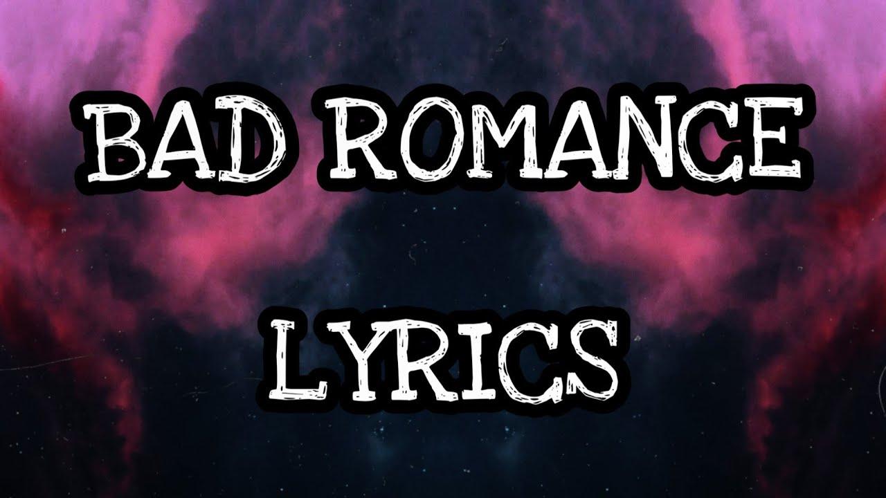 Rozei - Bad Romance (lyrics) letra* - YouTube