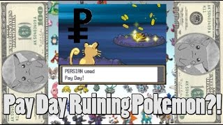 Pokemon Theory: Is The Move Payday Destroying Pokemon