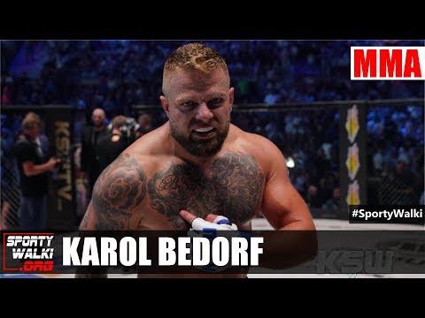 Karol Bedorf poddał