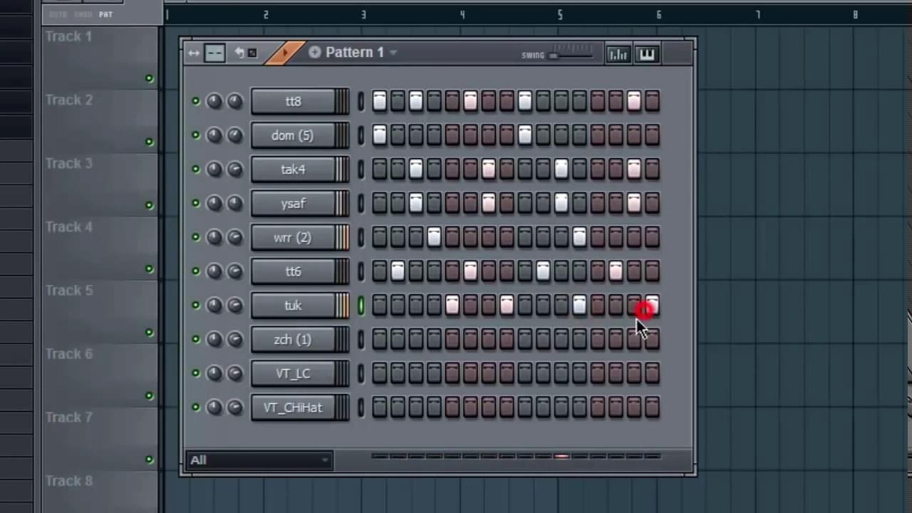 rythme rai pour fl studio 11