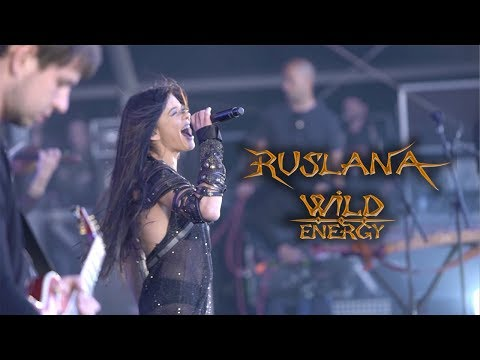 Ruslana - Wild Energy Show | Lisbon, Eurovision village [best wild moments]