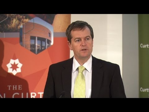The Future of Disability in Australia: The Hon Bill Shorten