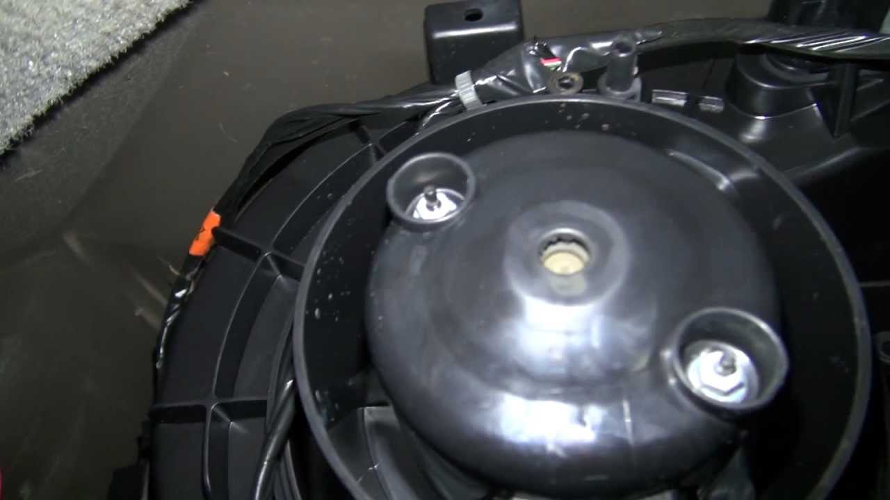 hhr blower motor lubrication youtube
