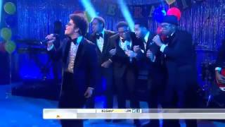 Gambar cover Bruno Mars White Christmas Live On Today Show