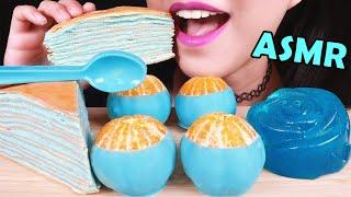 ASMR CREPE CAKE, CHOCOLATE COV…