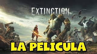 Extinction pelicula completa