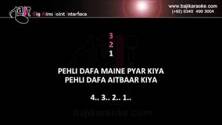 Jhoola - Video Karaoke - Rahim Shah - by Baji Karaoke